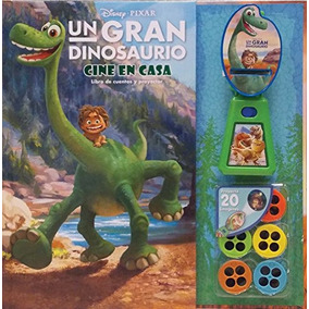 Libro Libro Disney: Un Gran Dinosaurio. Cine En Casa Niños Y