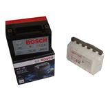 Bateria De Moto Bosch Em Gel Cruise125 Ano97 A 06-12 Amperes