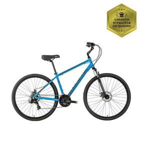 Bicicleta Groove Urbana Blues Shimano Tam 17 Azul