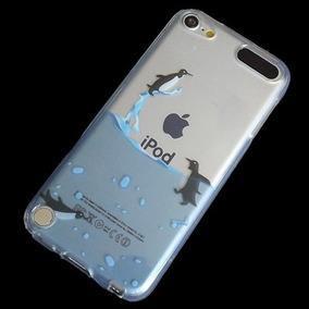Capa + Pelicula De Vidro P/ Apple Ipod Touch 5 6 Case Tpu