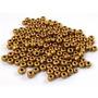 Miçanga Dourada 10/0 - 500 Grs Missanga