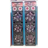 2 Parlantes Pro Sound. Bluetooth , Doble Microfono , Etc
