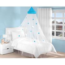 Pabellon Star Estrellas Velo Anti Mosquitos Envio Gratis