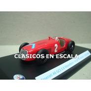 Maserati A6 Gsc Monofaro Fangio 1949 - Coleccion Fangio 1/43