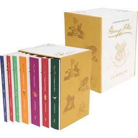Box Coleção 7 Livros Harry Potter - J. K. Rowling