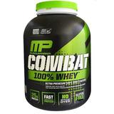 Combat 100% Whey 2269g Baunilha - Muscle Pharm
