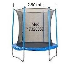 Brincolin(trampolin)2.50 Mts,leer La Decripcion X Completo.