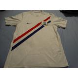 6e0d89a546 Camisa Holanda Nike Branca 2006 Tamanho G