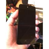 Pantalla Negra Usada Ipod Touch 5g