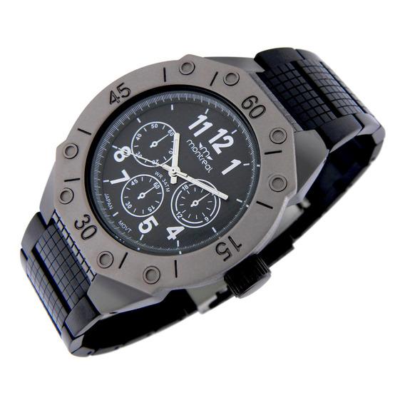 Reloj Montreal Hombre Ml727 Sumergible Envío Gratis