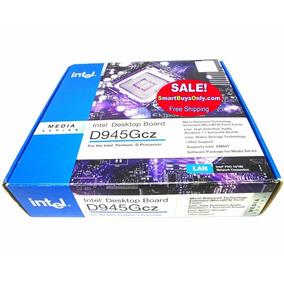 Tarjeta Madre Btx Intel D945 Gcz 775 Ddr2 En Caja