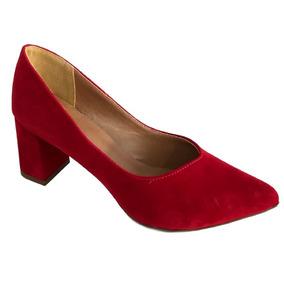 4969508c23 Scarpin Di Cristalli Furta Cor Femininos Sapatos Outros - Sapatos no ...