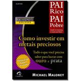 Pai Rico, Pai Pobre - Como Investir Em Metais Preciosos