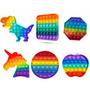Cuadrado Multicolor