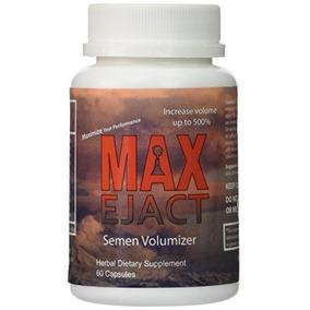 Max Ejact, Semen Voluminizador, Aumentar Su Volumen De Semen