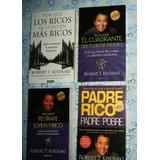 Pobre Padre Rico + Retírate Joven + Cuadrante Flujo + Por Qu