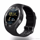 Reloj Celular Smartwatch Y1 Bluetooth Sim Sd Android