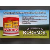 Rocemol Techos Y Muros X23kg! En R.mejia Y Caba -zero+rodn22