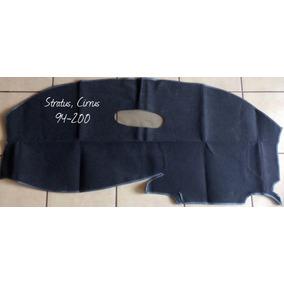 Cubre Tablero Tapete Stratus Cirrus 94-2000