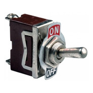 Llave Palanca Switch On-off  2 Patas 250v 10a