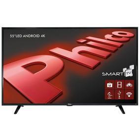 Smart Tv Philco Ph55e61dsgwa 4k 55 Led Android Hdmi Usb