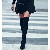 Botas Dama.casuales A La Moda