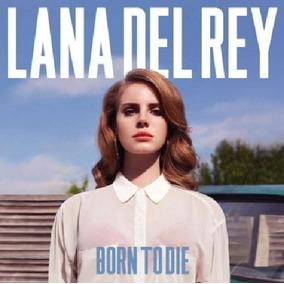 Cd Lana Del Rey - Born To Die (978698)