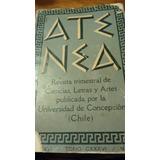 Revista Atenea Pablo Neruda Num. 386 1959