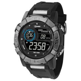 b006d41ba59 Relógio Everlast Masculino Analógico E525 por Everlast Relógios · Relógio  X-games Masculino Digital Xmppd525 Negativo Azul
