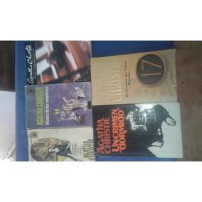 Libros De Agatha Christie A Elecion , Cada Uno