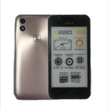 Celular Lanix Llium X220 4 Pulg 512 Ram 4gb 5mp Android Oro