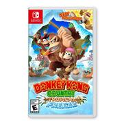 Donkey Kong Country Tropical Freeze - Nintendo Switch