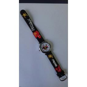 cb5215972b9 Relogio Homem Aranha Preto - Relógios De Pulso no Mercado Livre Brasil