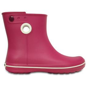 Crocs Originales Jaunt Shorty Boot W Rosa Mujer 675