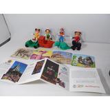 Lote Coleccion Completa Animal Kingdom Mcdonalds Envios Mp