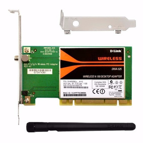 Placa Pci Wireless Dwa-525 N150 Desktop D-link