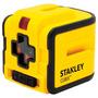 Nivel Autonivelante Stanley Cubix Stht77340 En Cruz