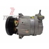 Compressor Ar Cond Modelo V5 Herrison S10 2.2 - Polia 6pk