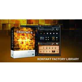 Kontakt 5 Factory Library For Nki