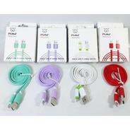 Cable iPhone Lightning 6/6s/7/8/x/xs Time Datos Carga