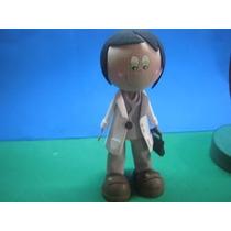 Centro De Mesa Fofucho Doctor Enfermero Foamy Fomi Fomy