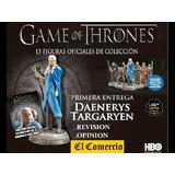 Colección Game Of Thrones La Nacion. Completa! 15 Figuras