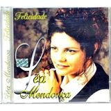 Cd - Léa Mendonça: Felicidade - 1998 Mk Publicitá