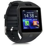 Reloj Smartwatch Dz10 Sim Telefono Camara Podometro Musica
