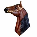 Cabeça De Cavalo - Boi - Mula - Resina