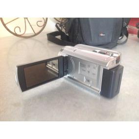 Filmadora Sony Dcr-sr88 120gb Handycam