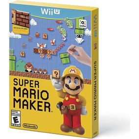 Videojuego Super Mario Maker Nintendo Wii U Gamer