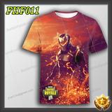 Franelas De Fortnite / Fornite / Franelas Gamer/ Sublimacion