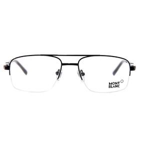 Armação Oculos Mont Blanc - Óculos em São Paulo no Mercado Livre Brasil 447fd93a92