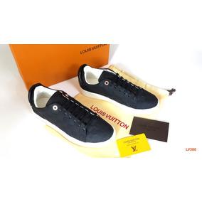 Tenis Louis Vuitton Lv Ferragamo Gucci Varios Modelos